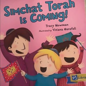 Simchat Torah is coming
